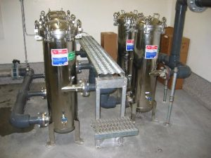 Commercial Water Treatment System for Harrison Resort by AJ Pumps