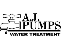 AJ Pumps & Water Treatment Ltd. Logo