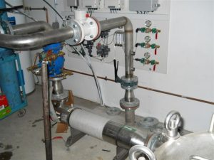 Newly installed pump room for Boston Bar BC - AJ Pumps