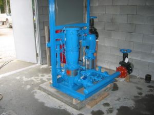 Commercial Booster Pump Station Control in Chilliwack, BC by AJ Pumps